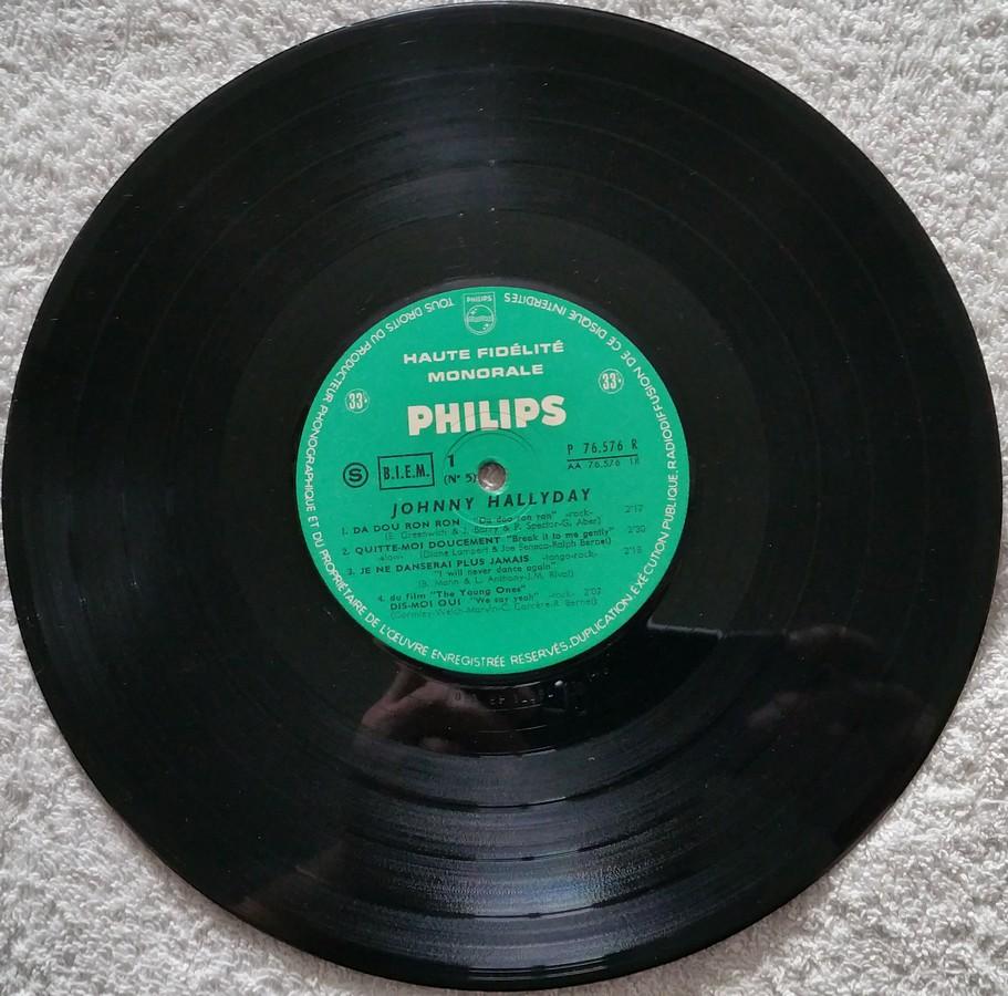 Les 25cm ( Originaux )( Vogue, Philips ) 1963_024