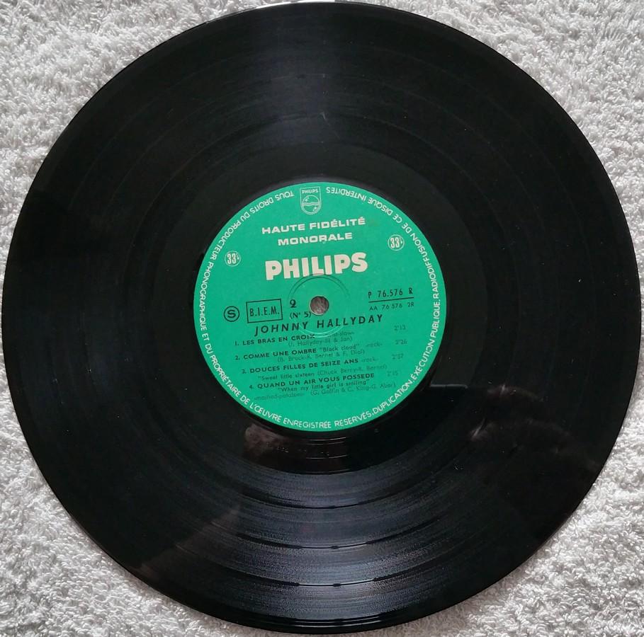 Les 25cm ( Originaux )( Vogue, Philips ) 1963_026