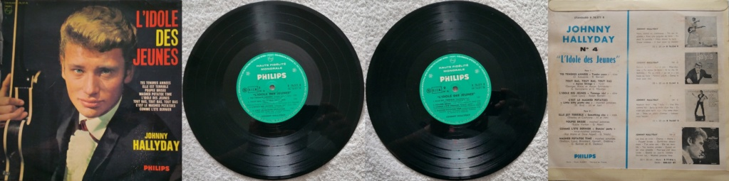 Les albums de johnny et leurs cotes ( Argus 1960 - 2017 ) 1963_028