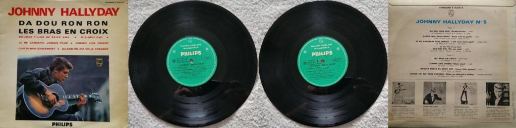 Les albums de johnny et leurs cotes ( Argus 1960 - 2017 ) 1963_029
