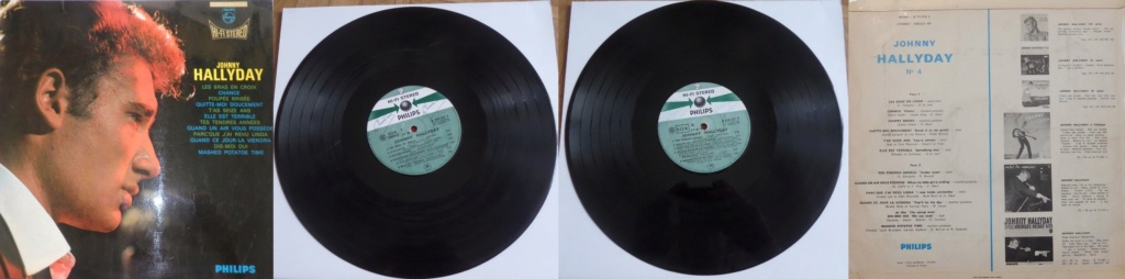 Les albums de johnny et leurs cotes ( Argus 1960 - 2017 ) 1963_030