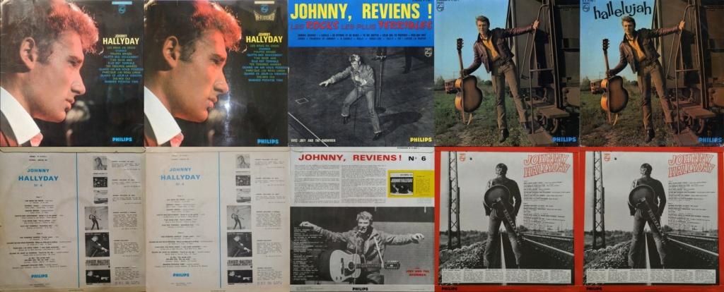 RECAPITULATIF DES ALBUMS STUDIO 33 TOURS OFFICIELS ( 1960 - 2017 ) 1963_040