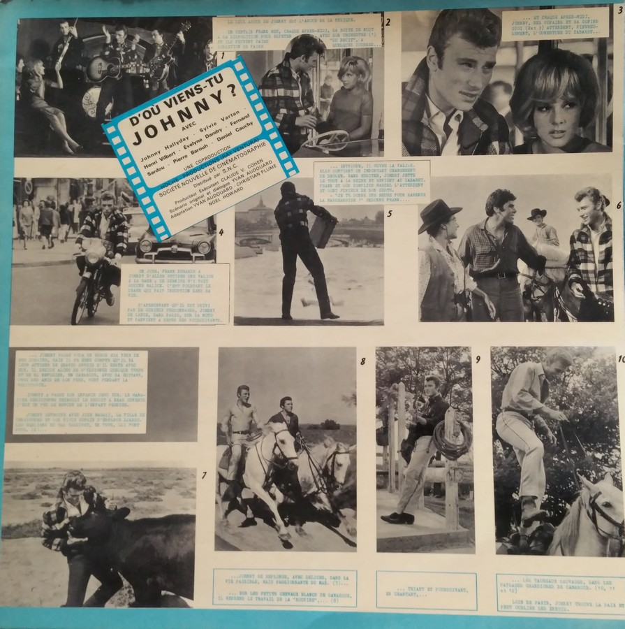 Les 25cm ( Originaux )( Vogue, Philips ) 1963_123