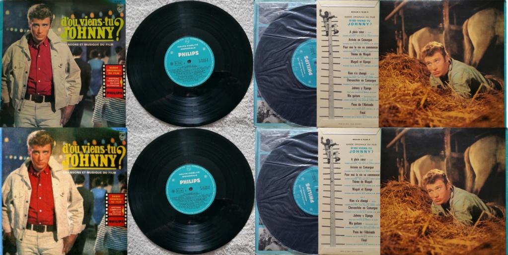 Les albums de johnny et leurs cotes ( Argus 1960 - 2017 ) 1963_130