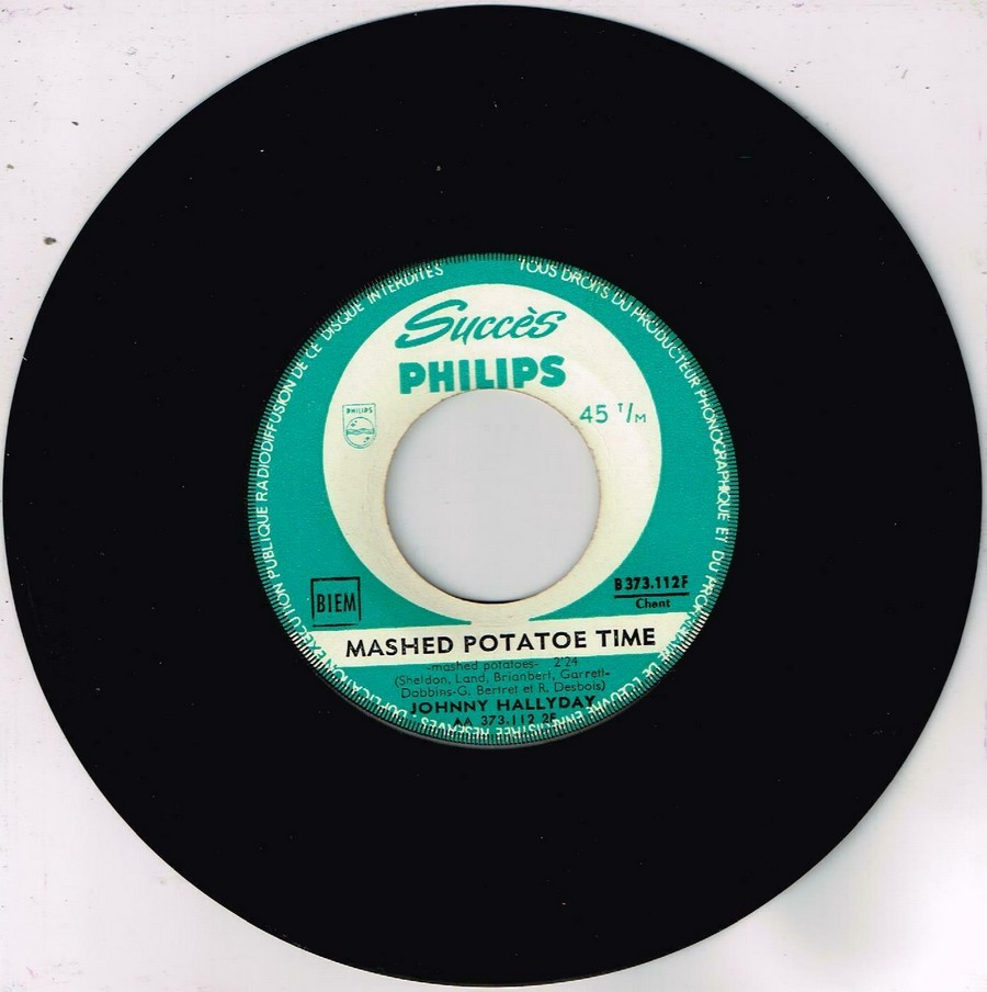 45 TOURS SP PHILIPS ( JUKEBOX )( 1961 - 1969 ) 1963_210