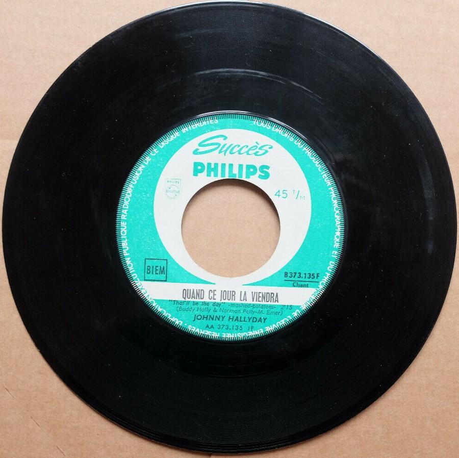 45 TOURS SP PHILIPS ( JUKEBOX )( 1961 - 1969 ) 1963_219