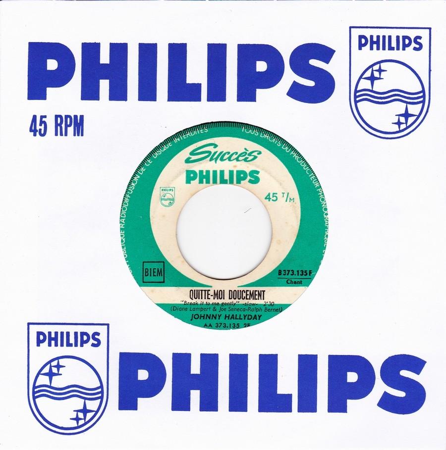 45 TOURS SP PHILIPS ( JUKEBOX )( 1961 - 1969 ) 1963_221