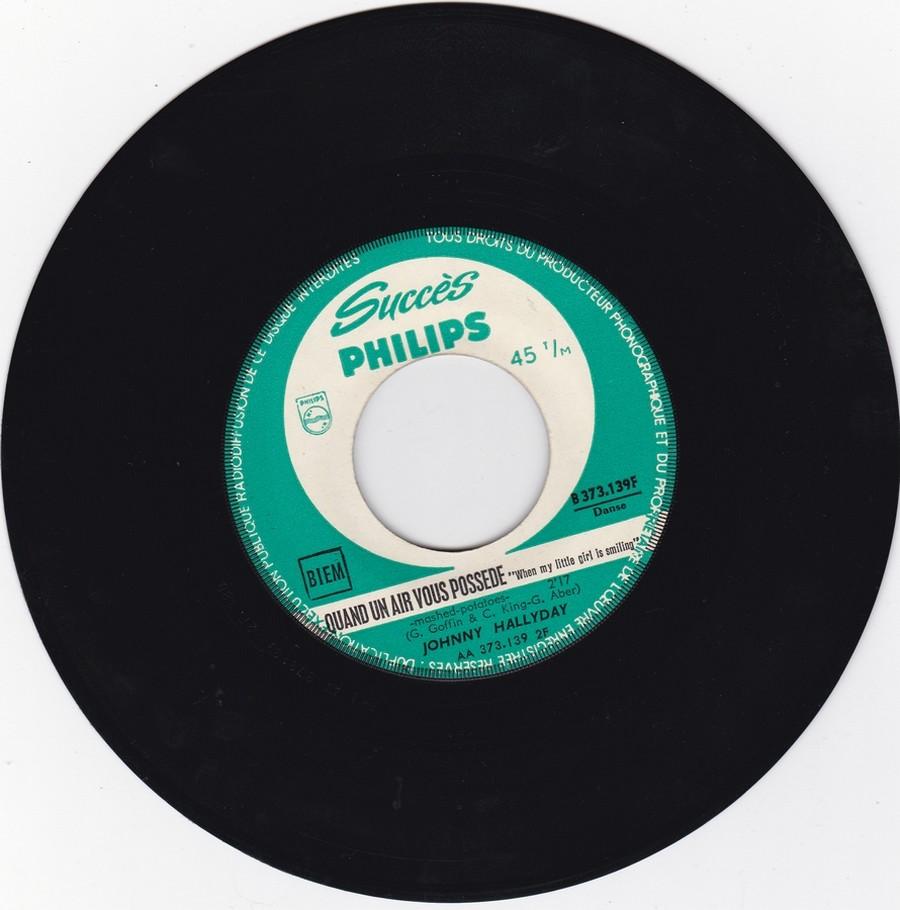 45 TOURS SP PHILIPS ( JUKEBOX )( 1961 - 1969 ) 1963_222