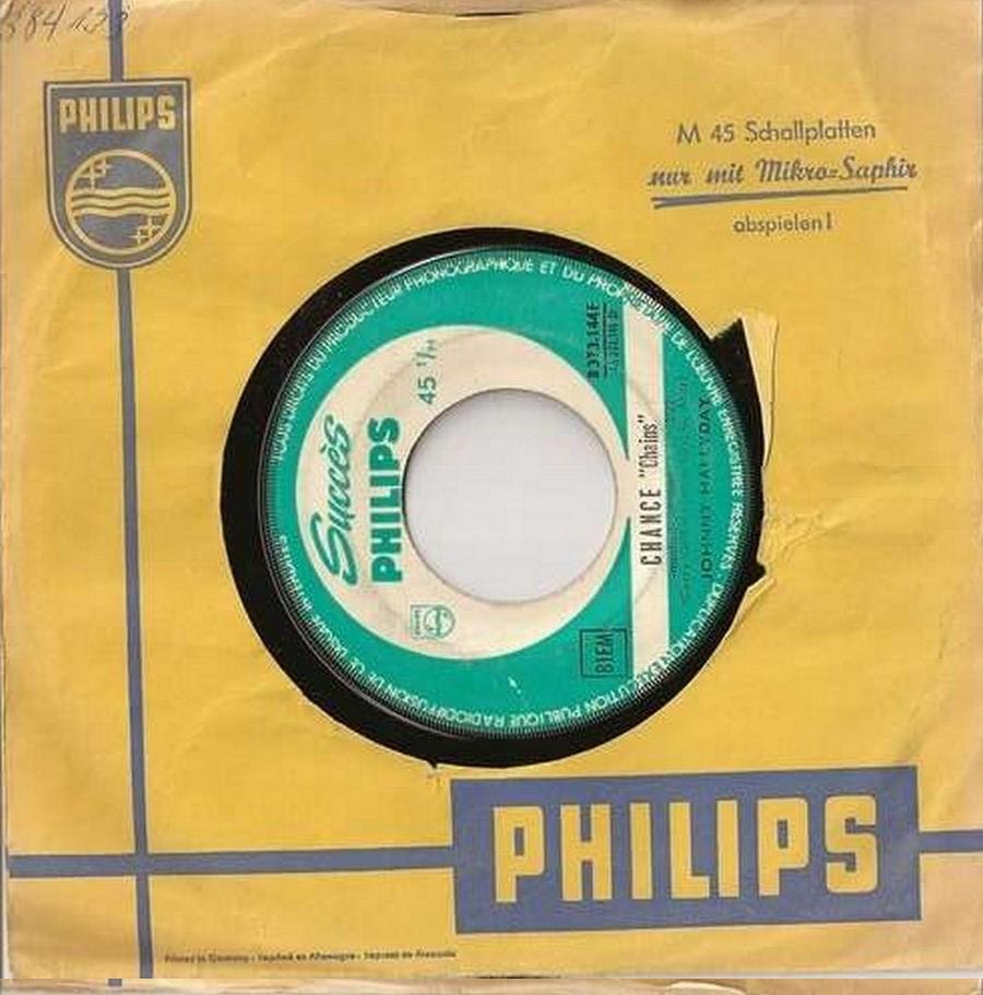 45 TOURS SP PHILIPS ( JUKEBOX )( 1961 - 1969 ) 1963_229