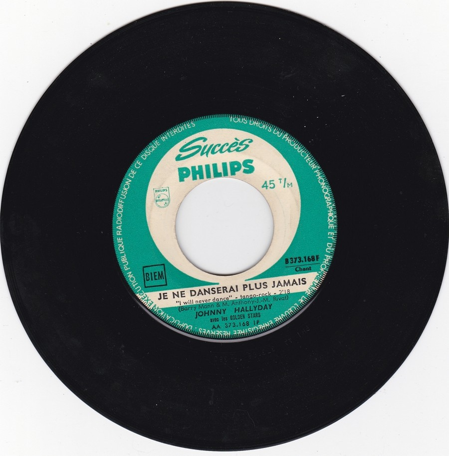 45 TOURS SP PHILIPS ( JUKEBOX )( 1961 - 1969 ) 1963_230