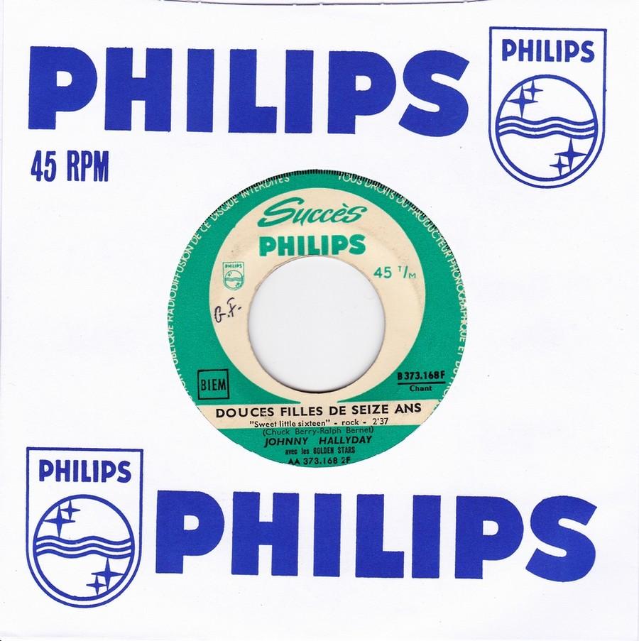 45 TOURS SP PHILIPS ( JUKEBOX )( 1961 - 1969 ) 1963_233