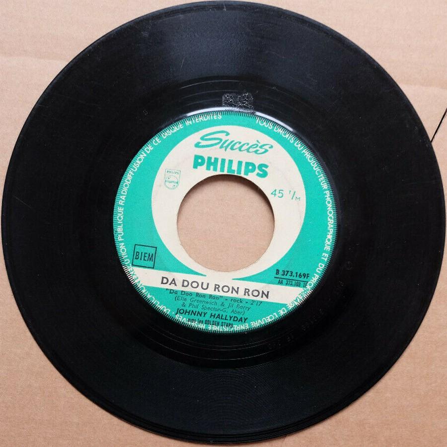 45 TOURS SP PHILIPS ( JUKEBOX )( 1961 - 1969 ) 1963_235