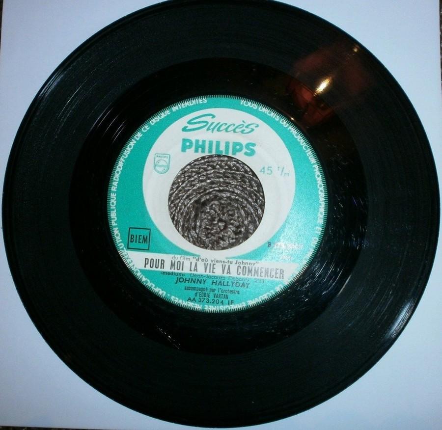 45 TOURS SP PHILIPS ( JUKEBOX )( 1961 - 1969 ) 1963_311