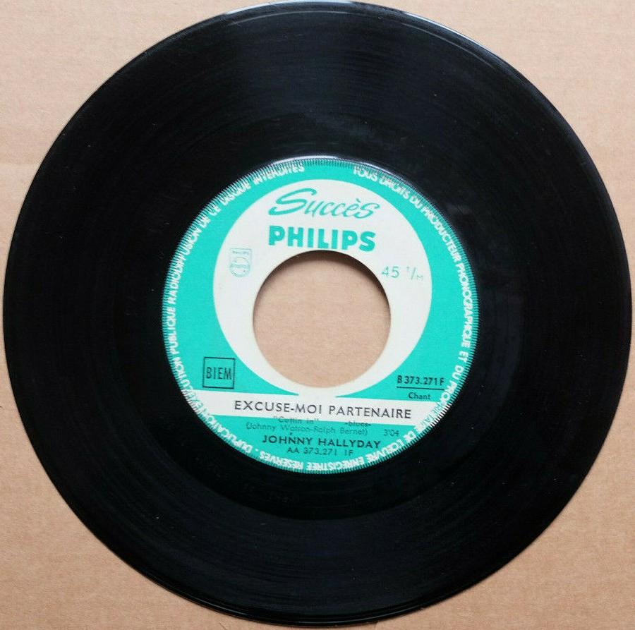 45 TOURS SP PHILIPS ( JUKEBOX )( 1961 - 1969 ) 1963_319