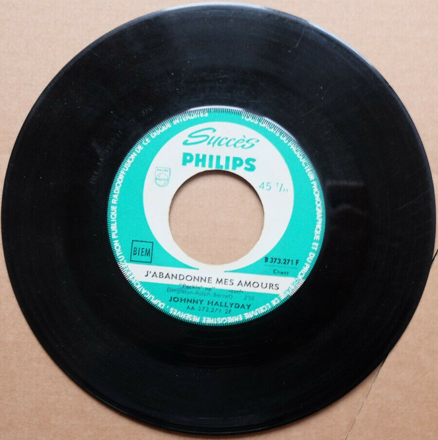 45 TOURS SP PHILIPS ( JUKEBOX )( 1961 - 1969 ) 1963_320