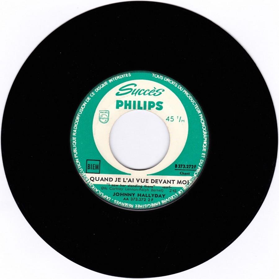 45 TOURS SP PHILIPS ( JUKEBOX )( 1961 - 1969 ) 1963_324