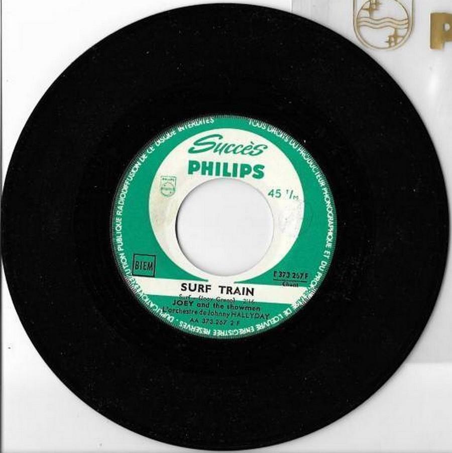 45 TOURS SP PHILIPS ( JUKEBOX )( 1961 - 1969 ) 1963_329