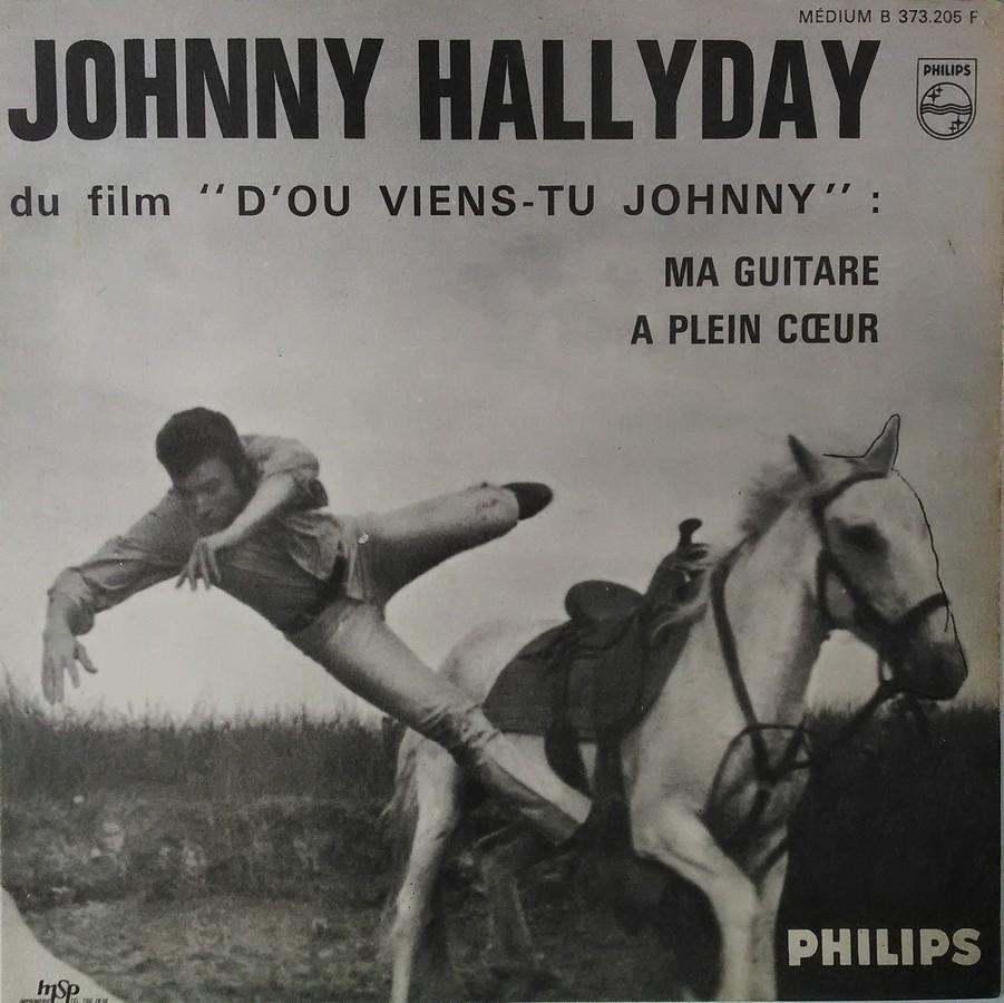 Les albums de johnny et leurs cotes ( Argus 1960 - 2017 ) 1963_331