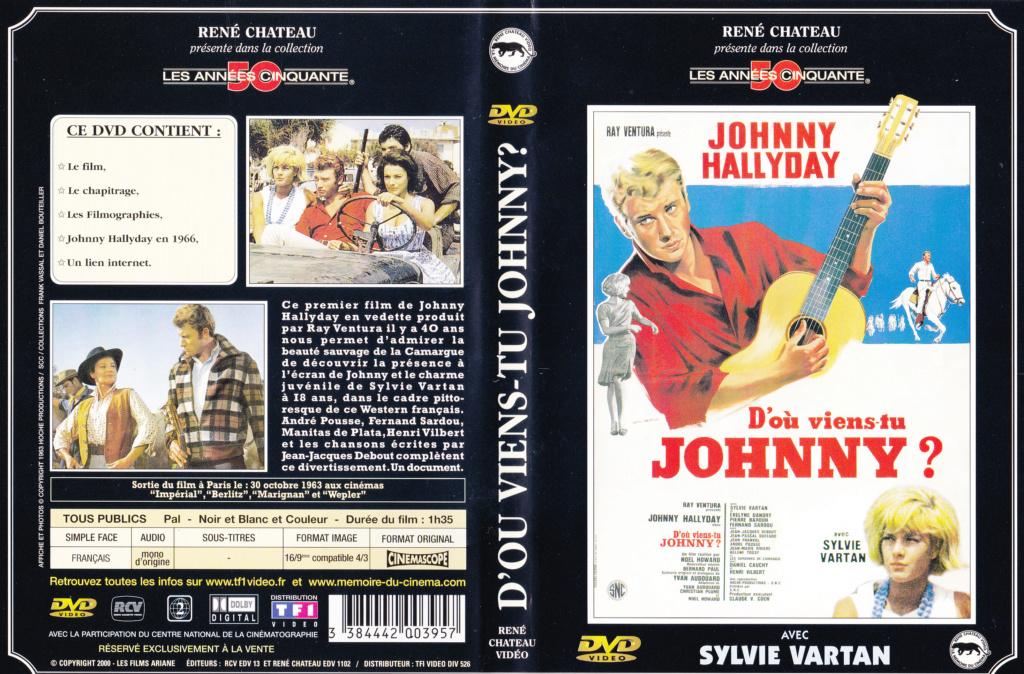 JAQUETTE DVD FILMS ( Jaquette + Sticker ) 1963_d11