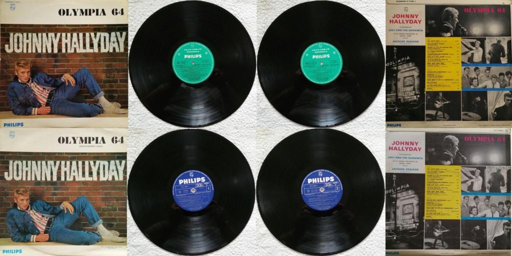 Les albums de johnny et leurs cotes ( Argus 1960 - 2017 ) 1964_011
