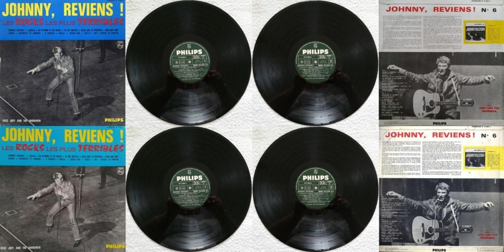 Les albums de johnny et leurs cotes ( Argus 1960 - 2017 ) 1964_012