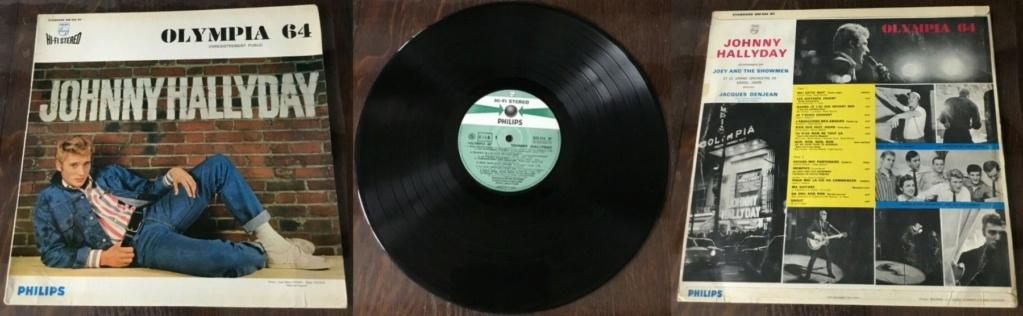 TOUS LES ALBUMS VERSIONS STEREO ( 25cm - 30cm )( Philips 1961 - 1967 ) 1964_018