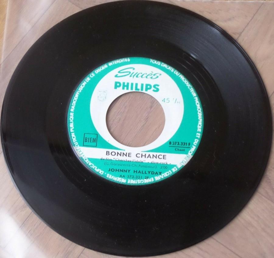 45 TOURS SP PHILIPS ( JUKEBOX )( 1961 - 1969 ) 1964_312
