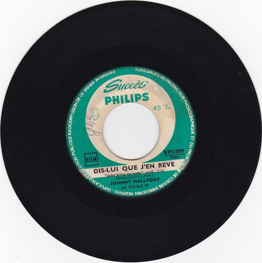 45 TOURS SP PHILIPS ( JUKEBOX )( 1961 - 1969 ) 1964_314