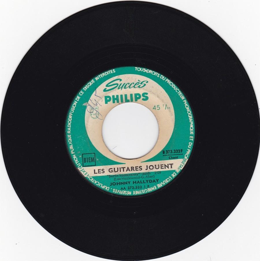 45 TOURS SP PHILIPS ( JUKEBOX )( 1961 - 1969 ) 1964_315