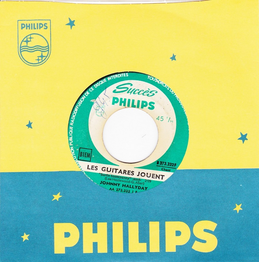 45 TOURS SP PHILIPS ( JUKEBOX )( 1961 - 1969 ) 1964_316