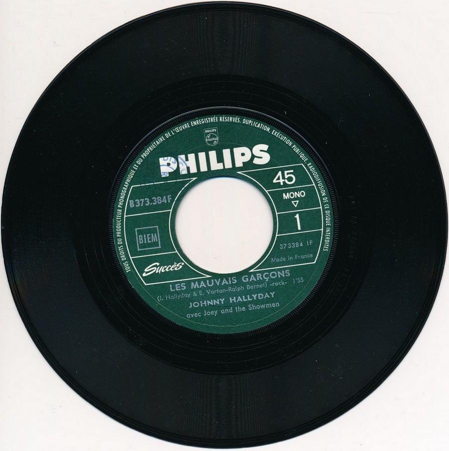 45 TOURS SP PHILIPS ( JUKEBOX )( 1961 - 1969 ) 1964_318