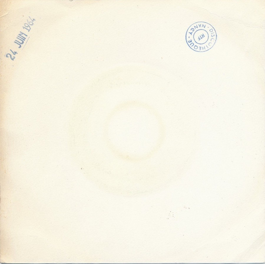 45 TOURS SP PHILIPS ( JUKEBOX )( 1961 - 1969 ) 1964_321