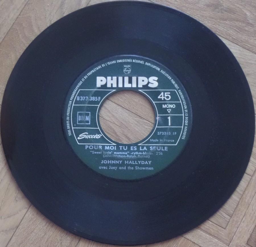 45 TOURS SP PHILIPS ( JUKEBOX )( 1961 - 1969 ) 1964_323