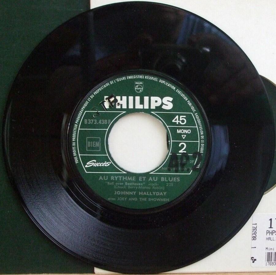45 TOURS SP PHILIPS ( JUKEBOX )( 1961 - 1969 ) 1964_328