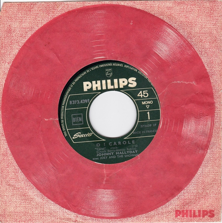 45 TOURS SP PHILIPS ( JUKEBOX )( 1961 - 1969 ) 1964_410