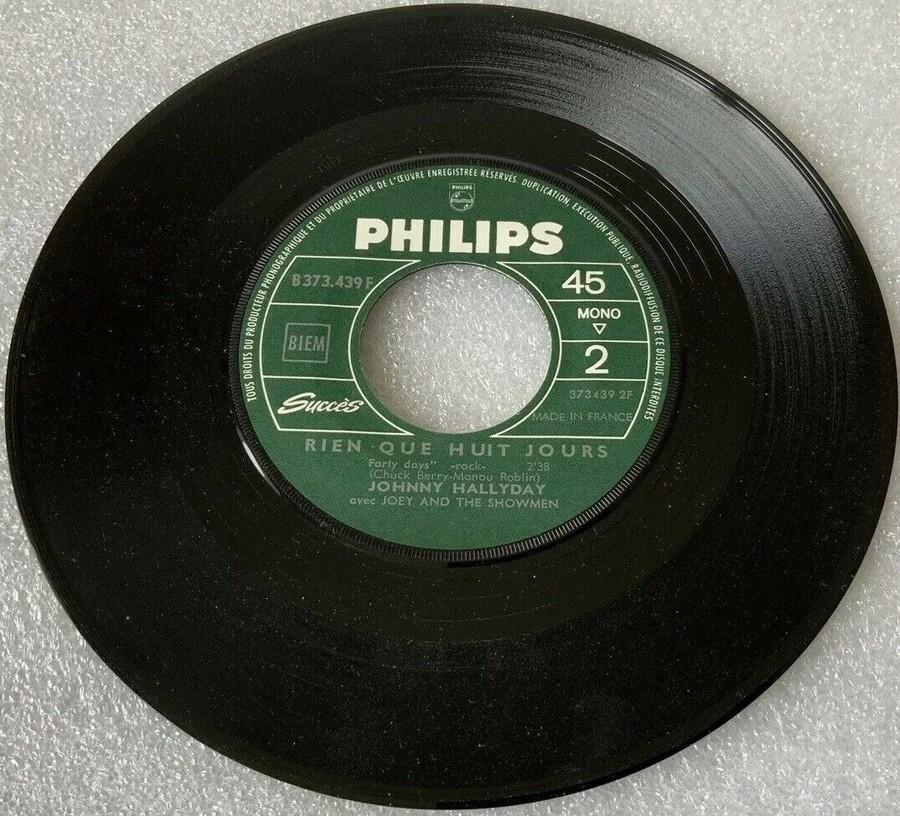 45 TOURS SP PHILIPS ( JUKEBOX )( 1961 - 1969 ) 1964_411
