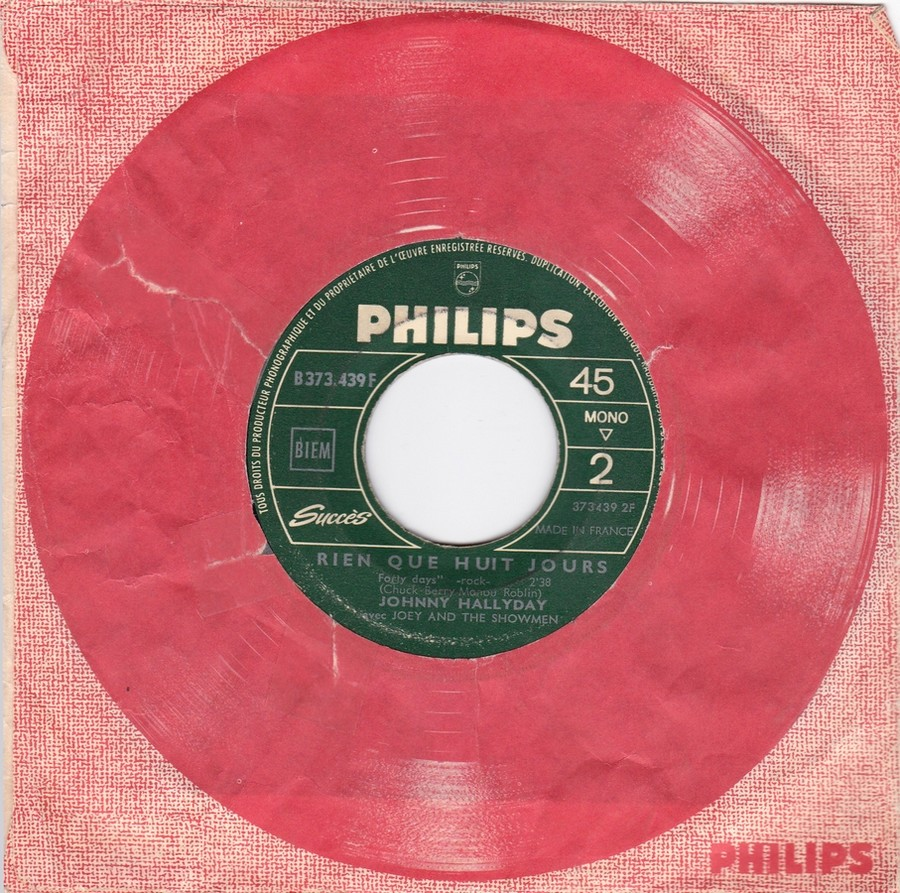 45 TOURS SP PHILIPS ( JUKEBOX )( 1961 - 1969 ) 1964_413