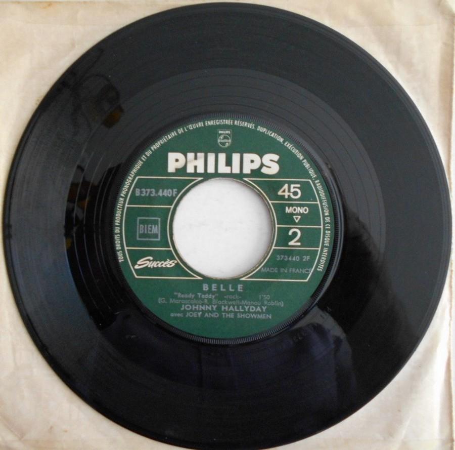 45 TOURS SP PHILIPS ( JUKEBOX )( 1961 - 1969 ) 1964_414