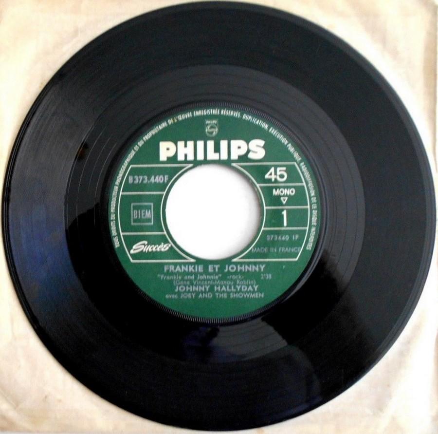 45 TOURS SP PHILIPS ( JUKEBOX )( 1961 - 1969 ) 1964_415
