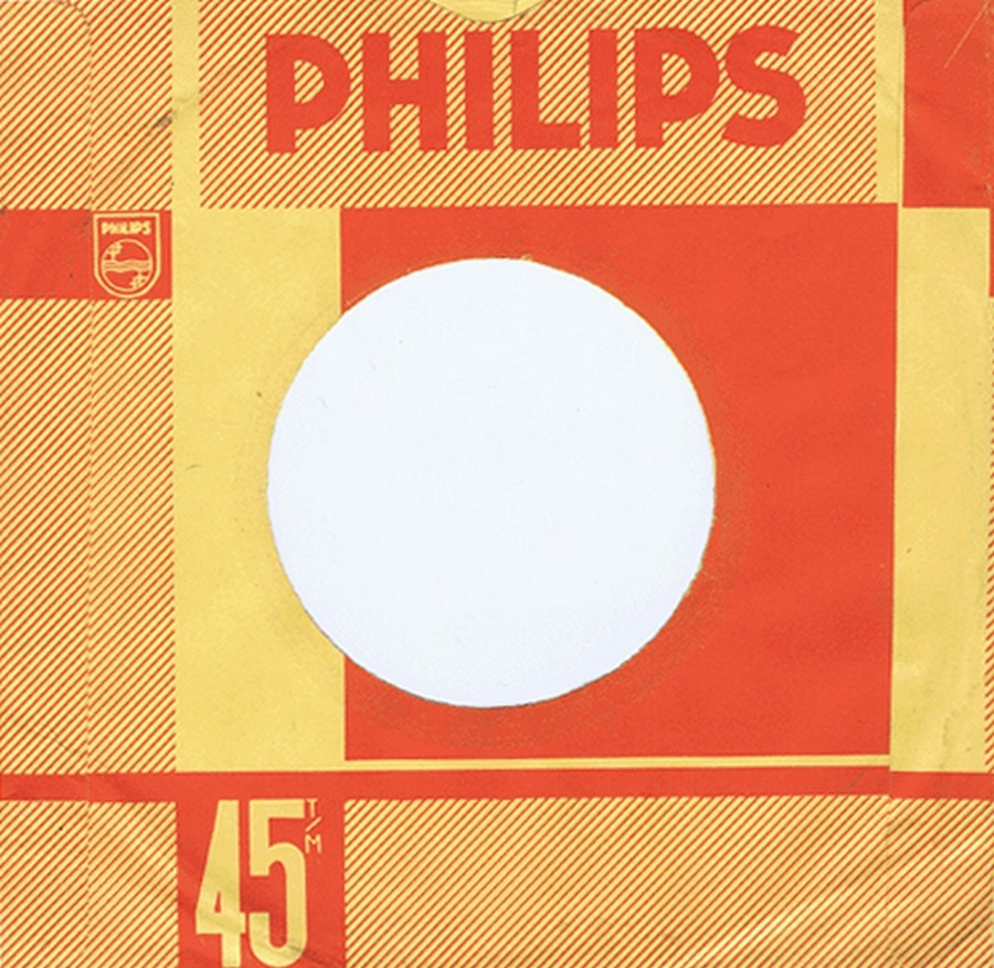45 TOURS SP PHILIPS ( JUKEBOX )( 1961 - 1969 ) 1964_416
