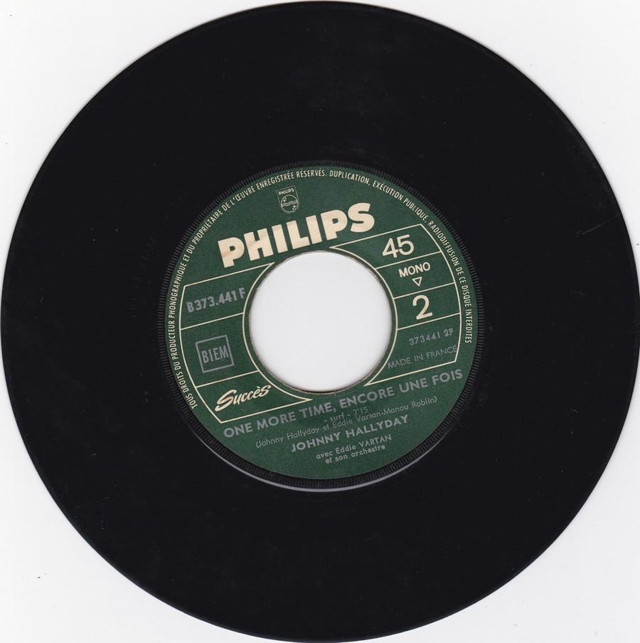 45 TOURS SP PHILIPS ( JUKEBOX )( 1961 - 1969 ) 1964_420