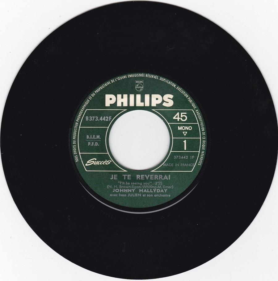 45 TOURS SP PHILIPS ( JUKEBOX )( 1961 - 1969 ) 1964_423