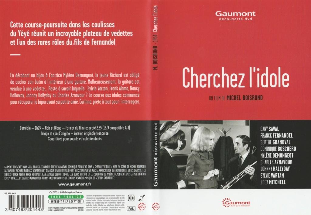 JAQUETTE DVD FILMS ( Jaquette + Sticker ) - Page 2 1964_c17