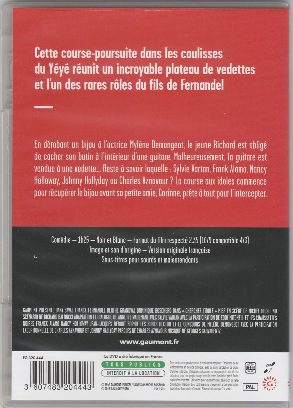 JAQUETTE DVD FILMS ( Jaquette + Sticker ) - Page 2 1964_c21