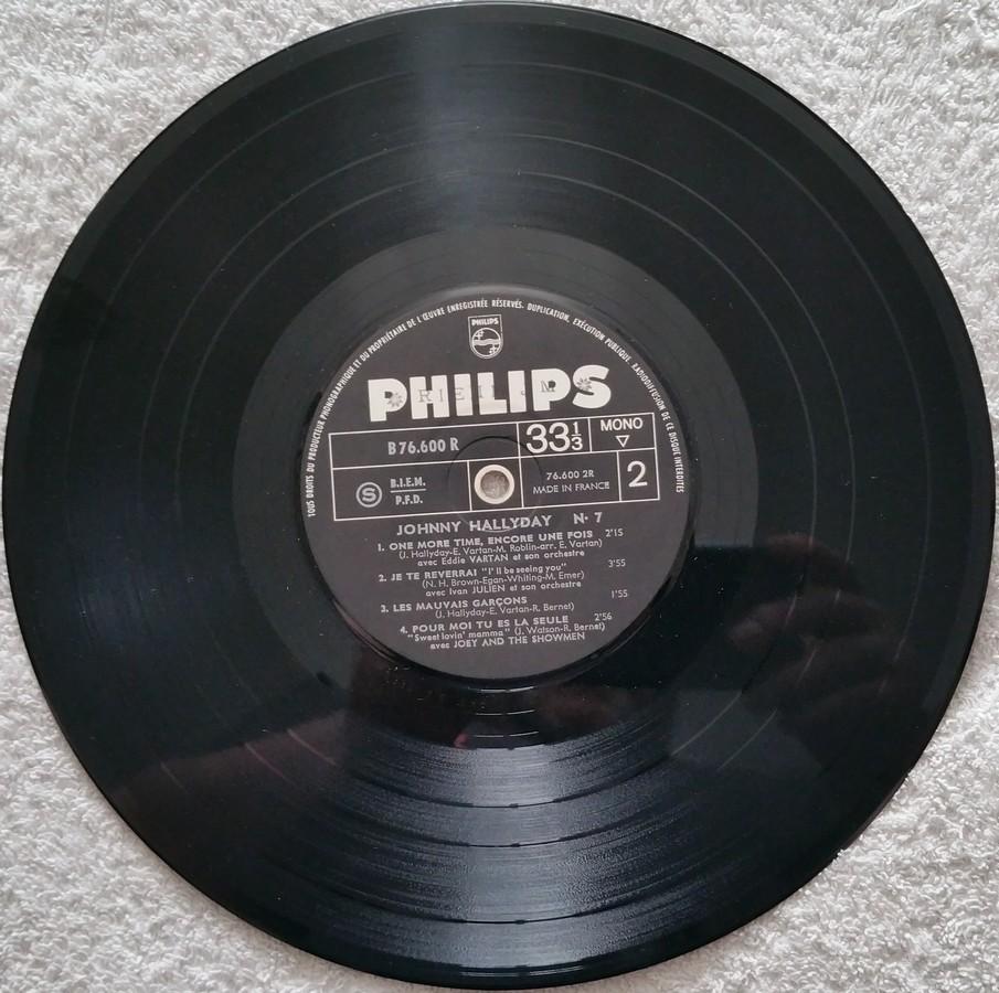 Les 25cm ( Originaux )( Vogue, Philips ) 1964_l16
