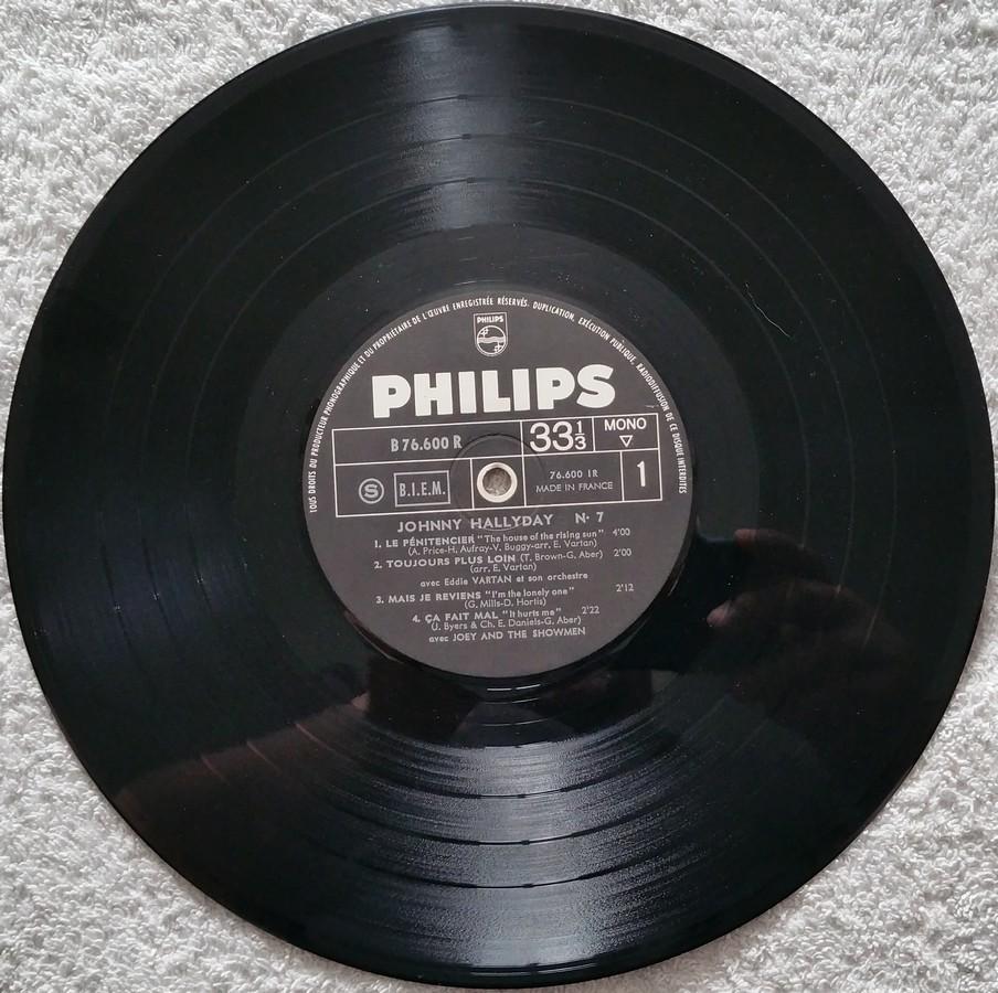 Les 25cm ( Originaux )( Vogue, Philips ) 1964_l19