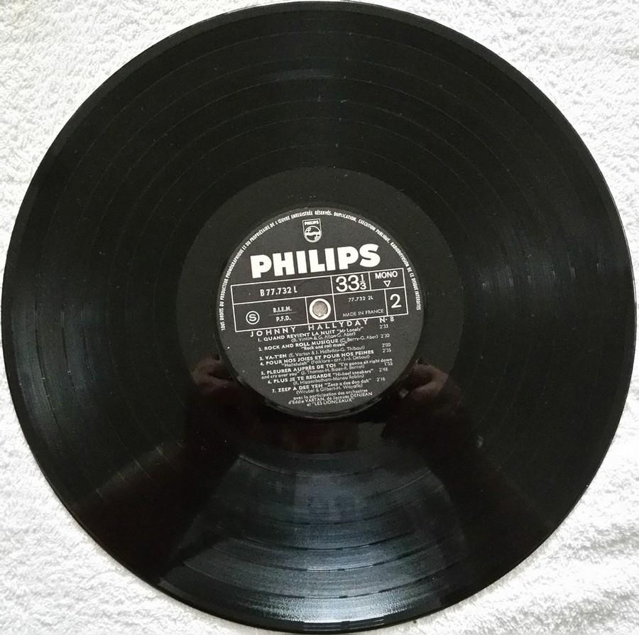 HALLELUJAH 33 TOURS ( TOUTE LES EDITIONS )( 1965 - 2009 ) 1965_045