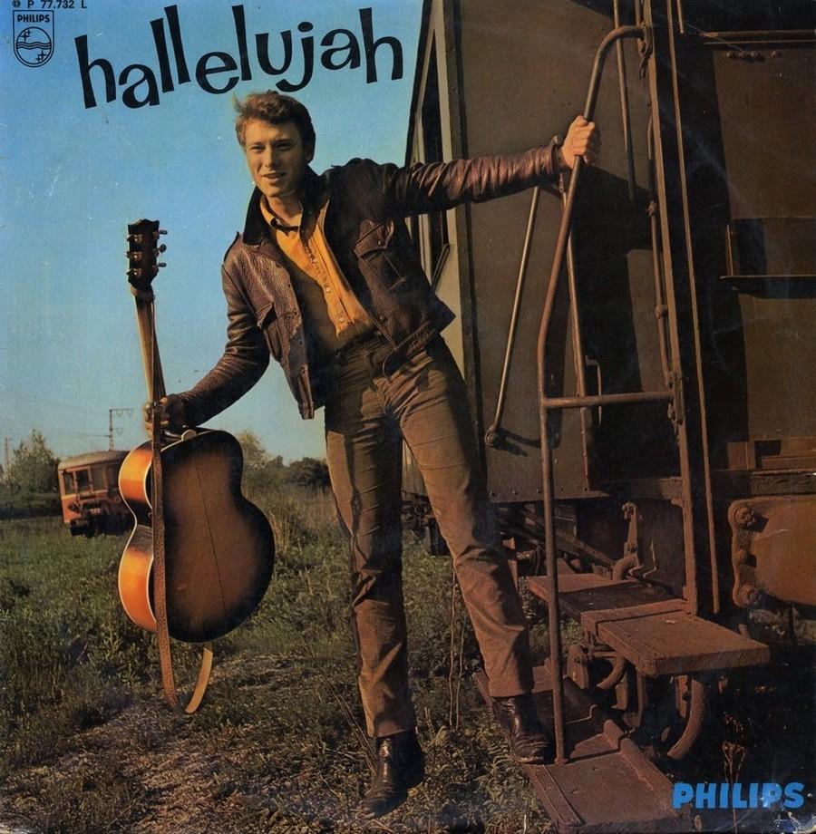 HALLELUJAH 33 TOURS ( TOUTE LES EDITIONS )( 1965 - 2009 ) 1965_050