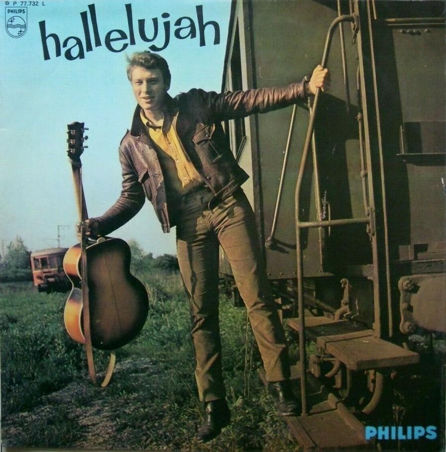 HALLELUJAH 33 TOURS ( TOUTE LES EDITIONS )( 1965 - 2009 ) 1965_054