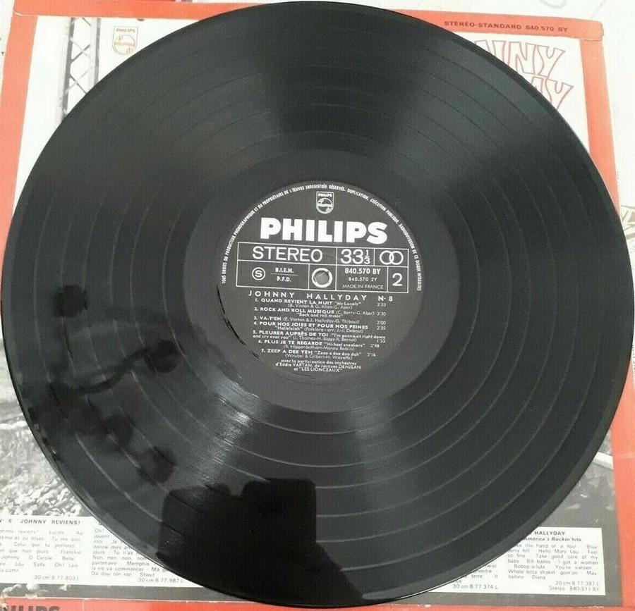 HALLELUJAH 33 TOURS ( TOUTE LES EDITIONS )( 1965 - 2009 ) 1965_058